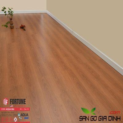 Sàn gỗ Fortune 8mm 806