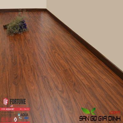 Sàn gỗ Fortune 8mm 807