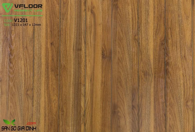 Sàn gỗ Vfloor 1201-1