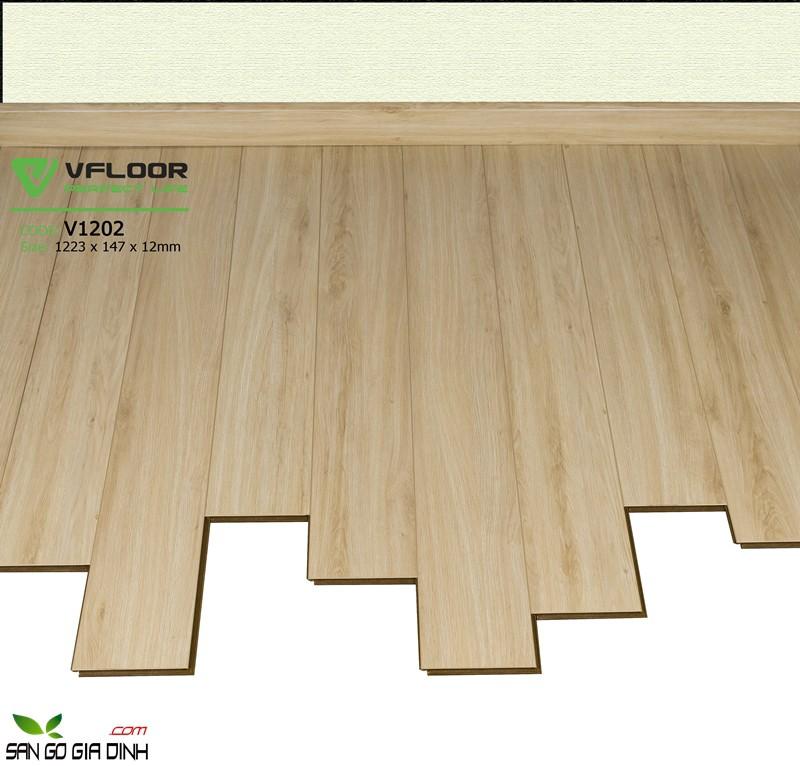Sàn gỗ Vfloor 1202