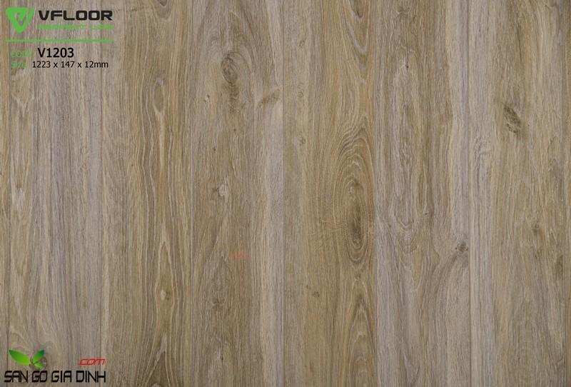 Sàn gỗ Vfloor 1203-1
