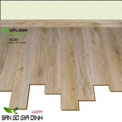 Sàn gỗ Vfloor 1203