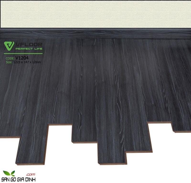 Sàn gỗ Vfloor 1204
