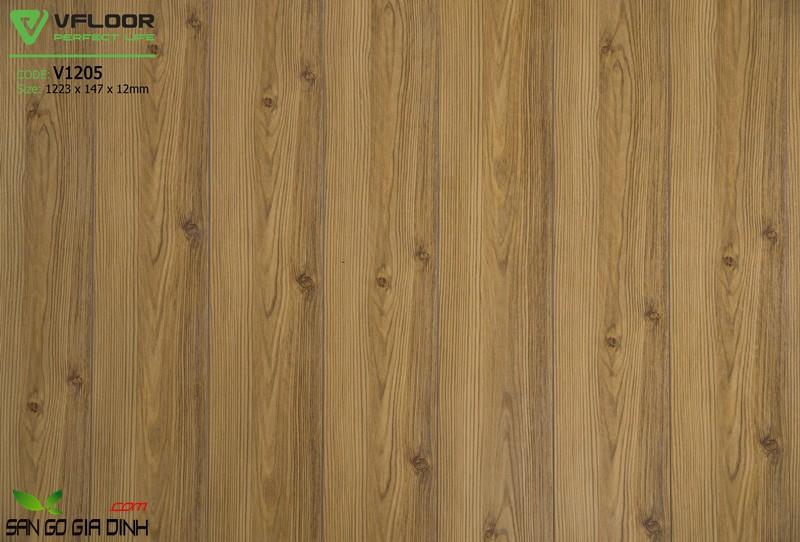 Sàn gỗ Vfloor 1205-1