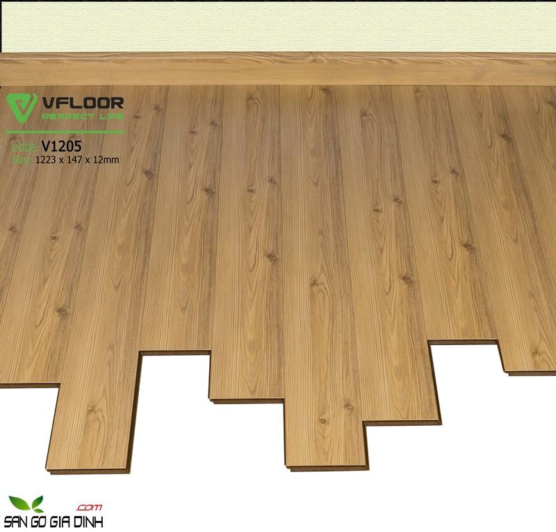 Sàn gỗ Vfloor 1205