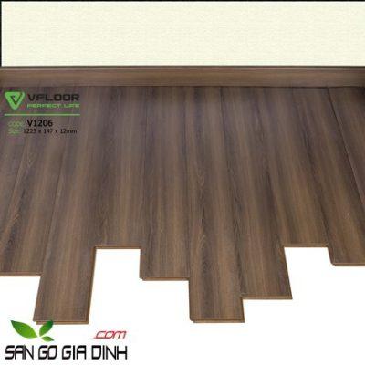 Sàn gỗ Vfloor 1206