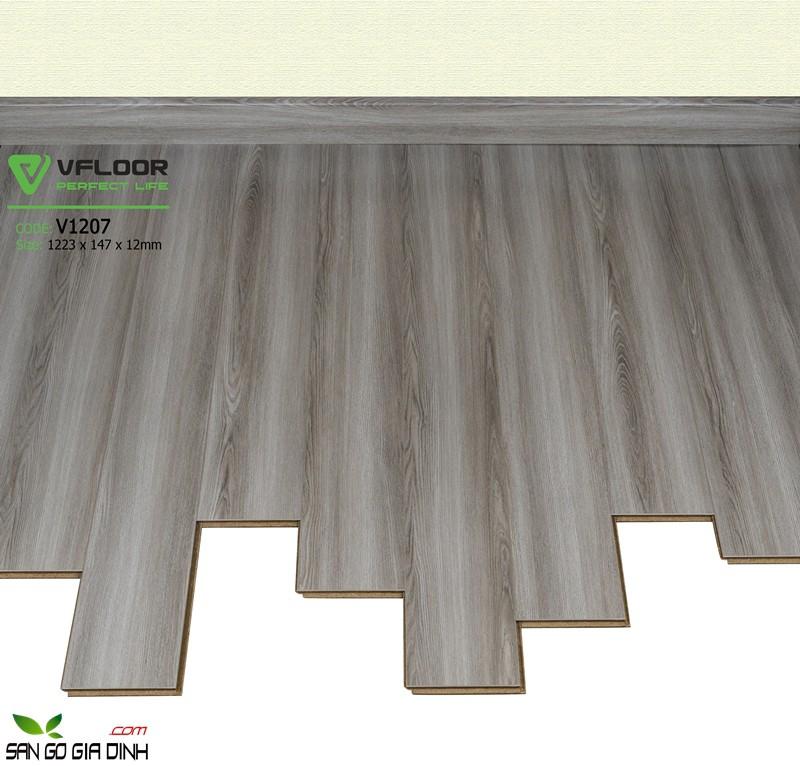 Sàn gỗ Vfloor 1207