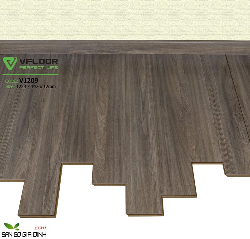 Sàn gỗ Vfloor 1209