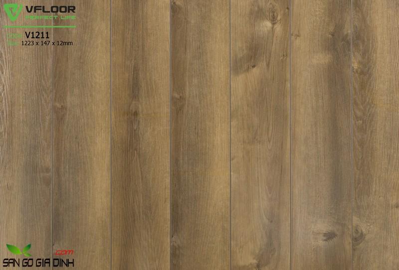 Sàn gỗ Vfloor 1211-1