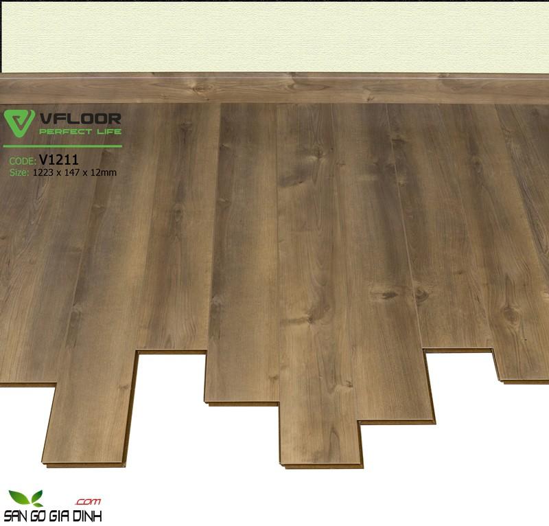Sàn gỗ Vfloor 1211