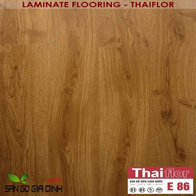 Sàn gỗ ThaiFlor E86