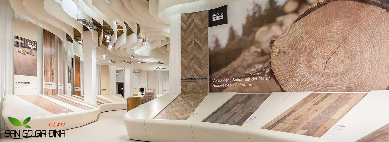 Sàn gỗ Kaindl 3