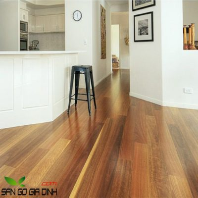 Sàn gỗ Lim Lào 2