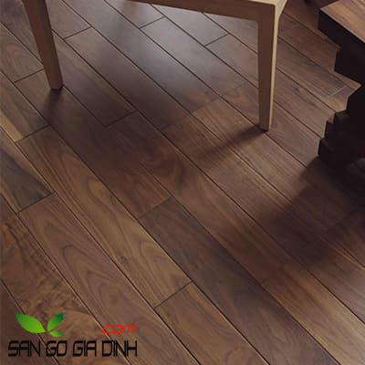 Sàn gỗ Óc Chó Nam Mỹ 3