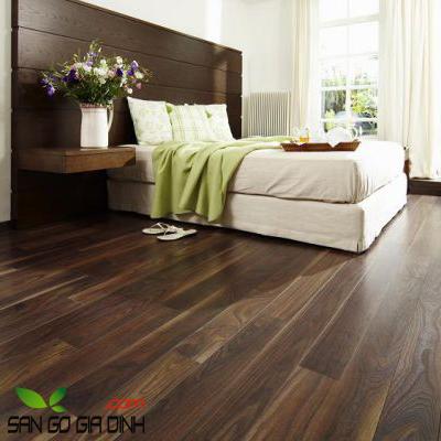Sàn gỗ Óc Chó Nam Mỹ 5
