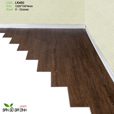 Sàn nhựa Luckyfloor LK460