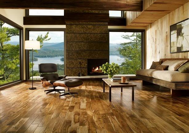 Sàn gỗ tự nhiên có đặc điểm gì
