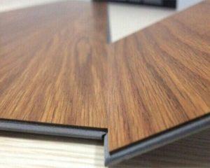 Sàn nhựa giả gỗ có hèm khóa