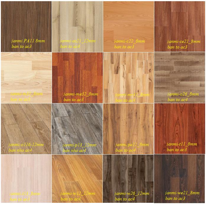 Sàn gỗ công nghiệp Janmi