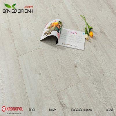 Sàn gỗ Kronopol Flodi D5586