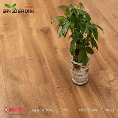 Sàn gỗ Kronopol Prime D9117