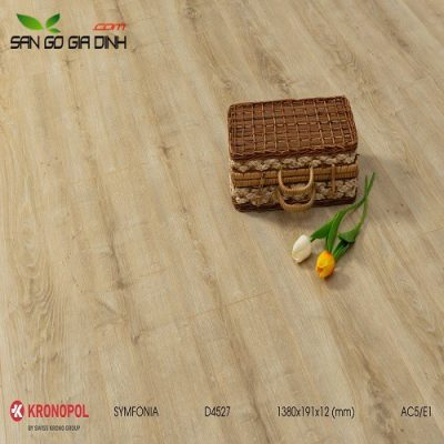 Sàn gỗ Kronopol Symfonia D4527