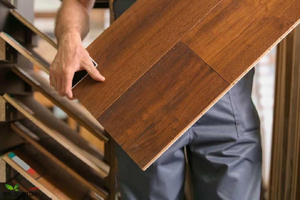 Sàn gỗ công nghiệp Indonesia